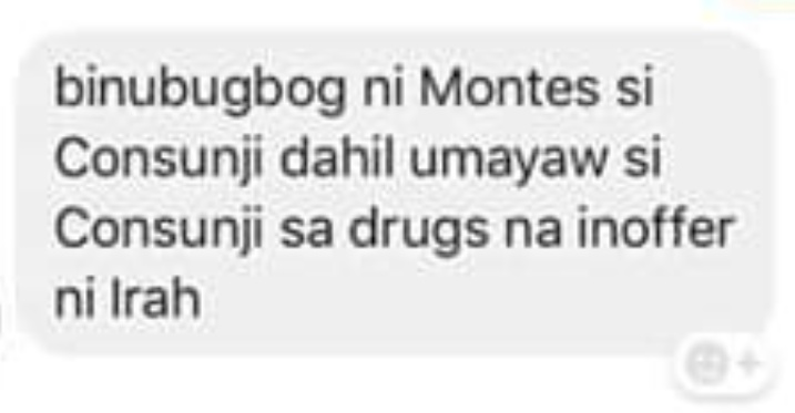 Drug abuse angle in Joaquin Montes bullying incident at Ateneo!