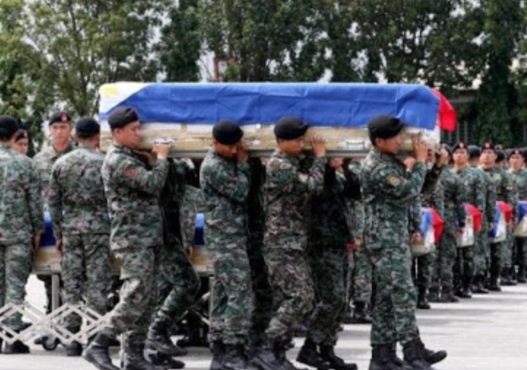 In memory of the #SAF44, we should call for #JusticeForSAF44 NOW NA!