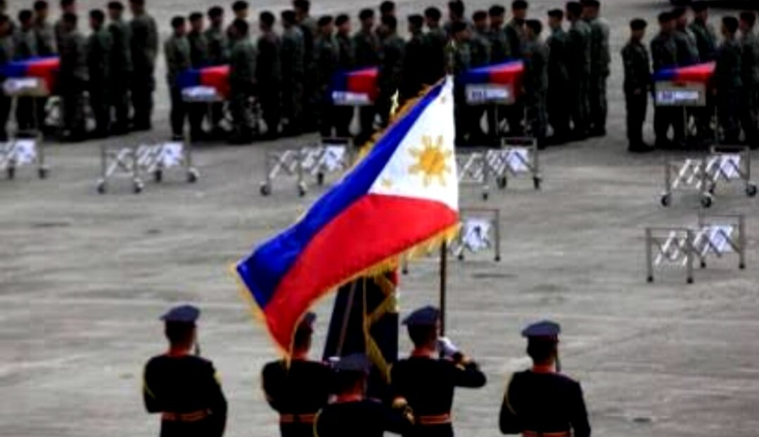 Mark the date: January 25 – find a time for a minute of silence to remember the #SAF44