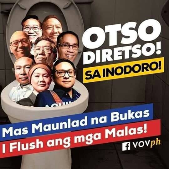 Otso Diretso : The opposition's Suicide Squad