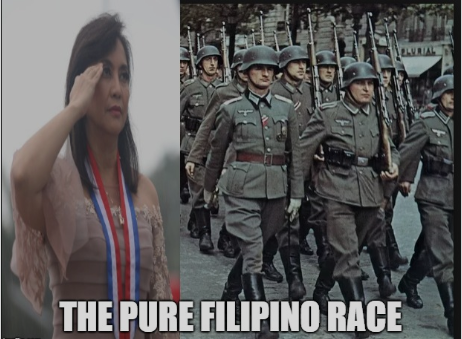 Leni Robredo is evolving LP into a Hitler-like Nazi Party